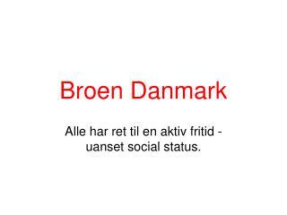 Broen Danmark