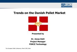 Trends on the Danish Pellet Market