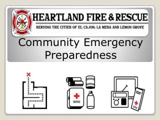 Community Emergency Preparedness