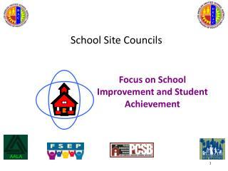 School Site Councils