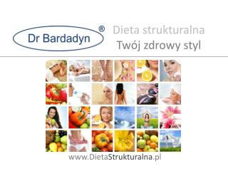 Dieta strukturalna Twój zdrowy styl