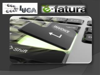Elektronik Değişim  BAŞLADI !!!                                 E-Çözümler LUCA