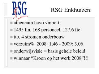 RSG Enkhuizen: