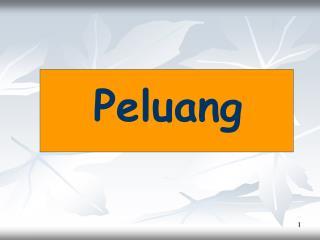 Peluang