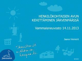 Jaana Viemerö