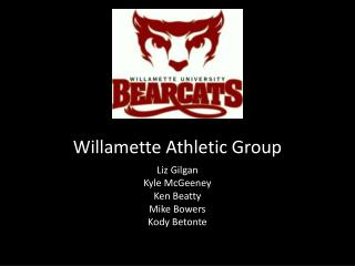 Willamette Athletic Group