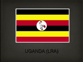 UGANDA (LRA)