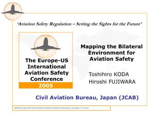 Mapping the Bilateral Environment for Aviation Safety
