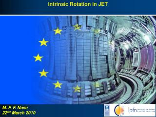 Intrinsic Rotation in JET