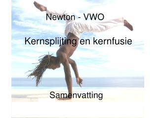 Newton - VWO