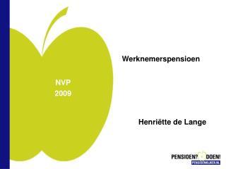 NVP 2009