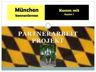 Partnerarbeit Projekt