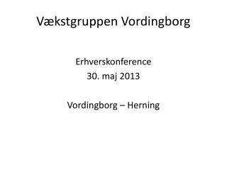 Vækstgruppen Vordingborg