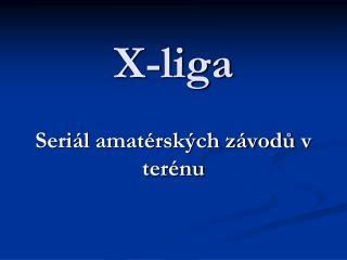 X-liga