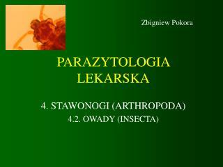 PARAZYTOLOGIA LEKARSKA