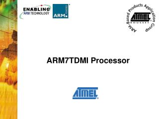 ARM7TDMI Processor