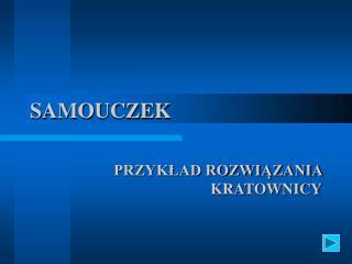 SAMOUCZEK