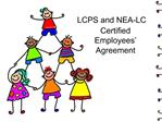 LCPS and NEA-LC