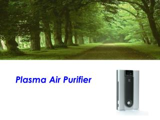 Plasma Air Purifier