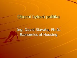 Obecní bytová politika