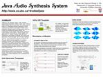 Java Audio Synthesis System cs.ubc