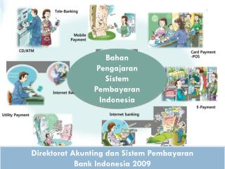 Direktorat Akunting  dan  Sistem Pembayaran Bank Indonesia