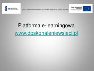 """Projekt """"Kompleksowe wspomaganie rozwoju szkół i przedszkoli  w Powiecie Lubelskim"""""""
