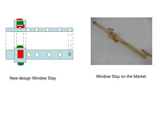 New design Window Stay