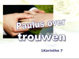 Paulus over
