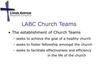 LABC Church Teams