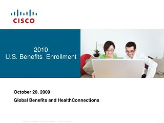 2010 U.S. Benefits  Enrollment