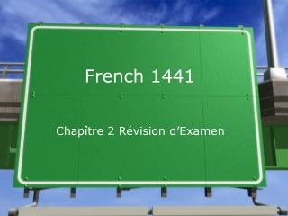 French 1441