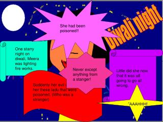 Diwali night