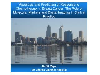Dr Nik Zeps Sir Charles Gairdner Hospital