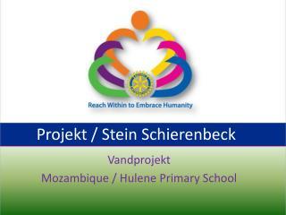 Projekt / Stein Schierenbeck