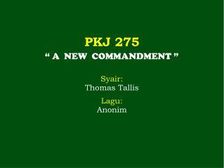 PKJ 275