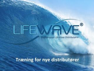 Tr�ning for nye distribut�rer