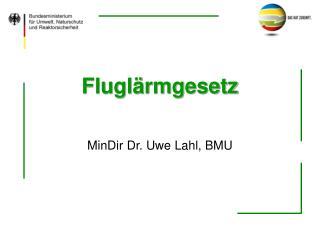 Fluglärmgesetz