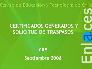 """Plan  """"Tecnologías para una Educación de Calidad"""" (TEC)"""
