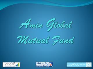 Amin Global Mutual Fund