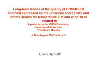 Ulrich Damrath