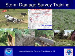 Storm Damage Survey Training