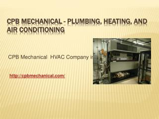 HVAC Heating And Air Conditioning nj