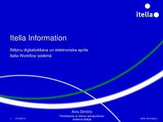 Itella Information