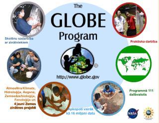 Programmā 111 dalībvalstis