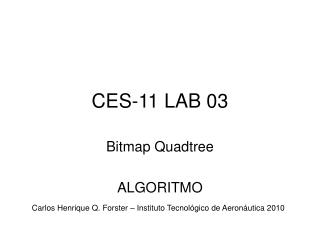 CES-11 LAB 03