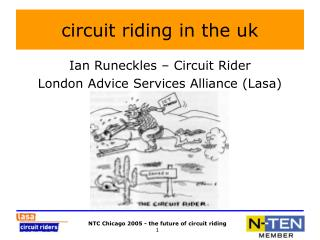 circuit riding in the uk