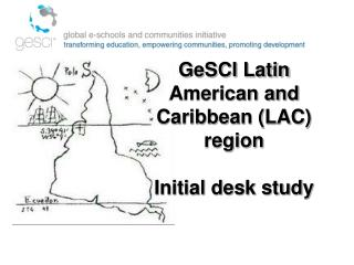 GeSCI Latin American and Caribbean (LAC) region Initial desk study