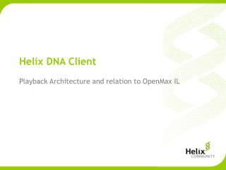 Helix DNA Client