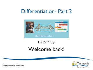 Differentiation- Part 2